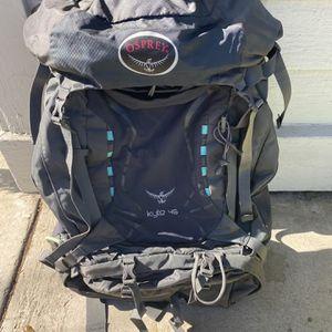 Osprey 46L Backpack for Sale in El Monte, CA