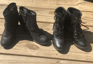 Ankle boots bundle for Sale in Columbus, OH