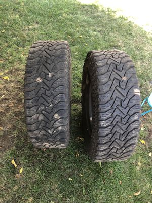 Goodyear Lt 265/75 r16 for Sale in Stratford, CT