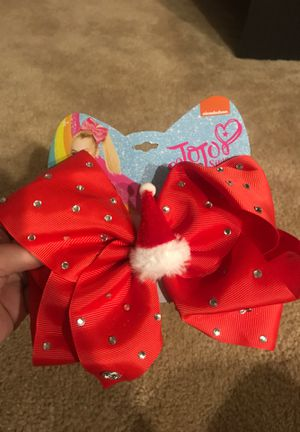 Jojo Christmas bows for Sale in Corona, CA