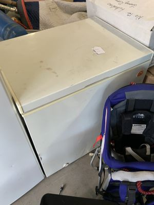 Approximately 3' across chest freezer for Sale in Rehoboth, MA