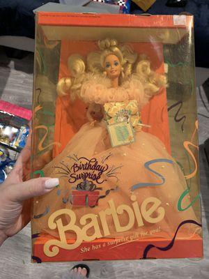 Birthday Surprise Barbie 1991 for Sale in Lutz, FL