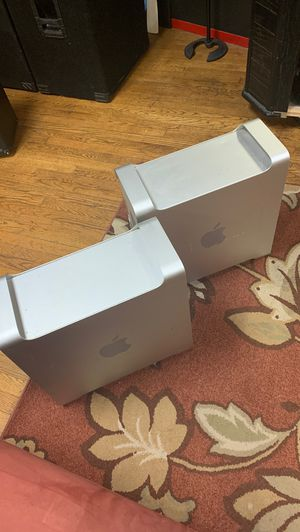 Apple G5 computers (parts only) for Sale in Charlotte, NC