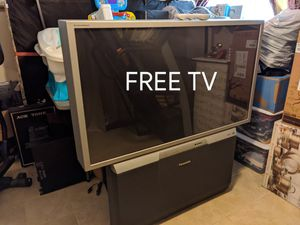 "FREE Panasonic TV 50"" for Sale in Forest Heights, MD"