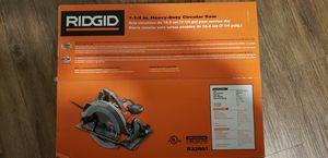 Ridgid circular saw for Sale in Portland, OR