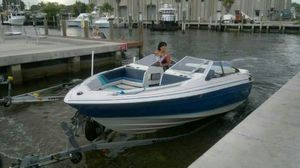 2150 bayliner capri boat 1988 well maintained for Sale in Oakland Park, FL