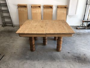 11 foot dining room table for Sale in Houston, TX