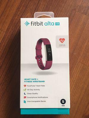 Fitbit Alta HR for Sale in Seattle, WA