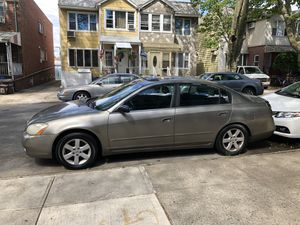 2003 Nissan Altima SE for Sale for sale  Brooklyn, NY