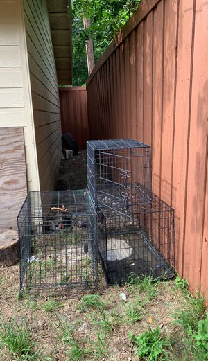 Dog Crate for Sale in Dallas, TX