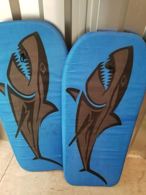 Boogie boards two for Sale in San Antonio, TX