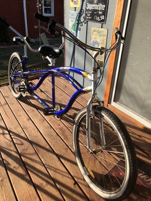 Micargi island tandem 2 seat bike, good condition, $549.00 new for Sale in Chicago, IL