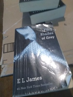 fifty shades of grey for Sale in Bremo Bluff, VA