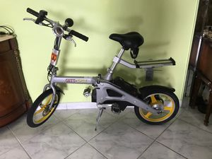 GETT-CYCLE Foldable electric bicycle for Sale in North Miami Beach, FL