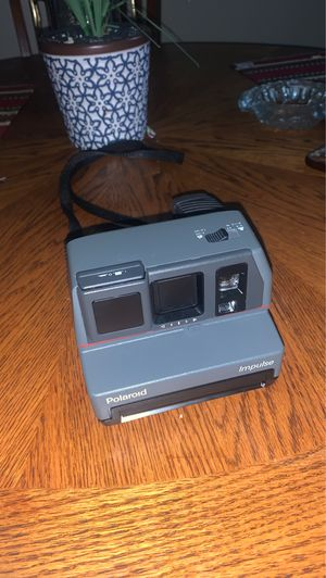 polaroid camera for Sale in Hartford, CT
