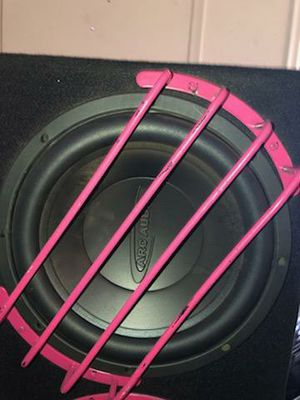 Car audio system almost new barely used for Sale in Phoenix, AZ