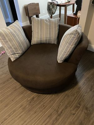 Circle Chair for Sale in Dallas, TX