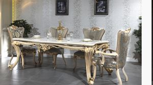 Dining table with 8 chair for Sale in Miami, FL