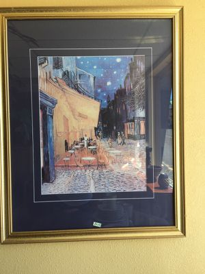 Van Gough Painting for Sale in Tacoma, WA