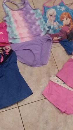 Size 6 And 6X Girls Swimsuits for Sale in Virginia Beach,  VA
