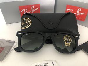 Ray ban wayfarer size 50 for Sale in Santa Ana, CA
