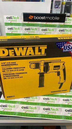 Dewalt hammer drill electric for Sale in Wimauma, FL