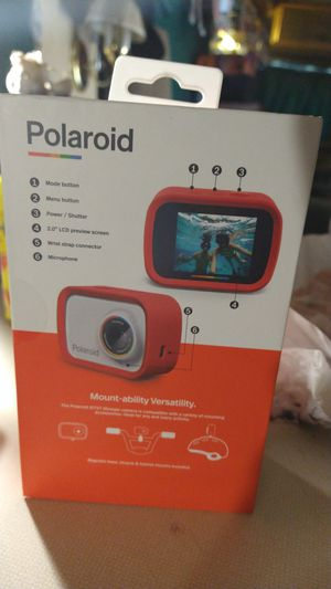 Polaroid Lifestyle Action Camera for Sale in San Jacinto, CA
