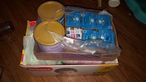 Diapers, Formula & Baby Food Bundle for Sale in Maryland Heights, MO