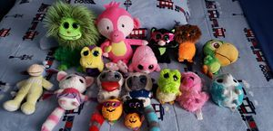 TY Soft Toys 16 items for $15 for Sale in Pembroke Pines, FL