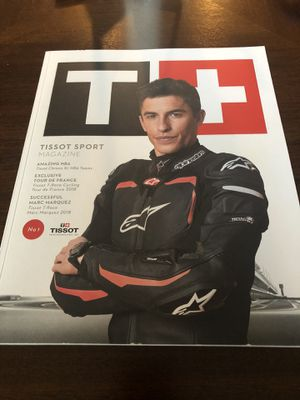 Tissot 2018 Catalog for Sale in Bedford, TX