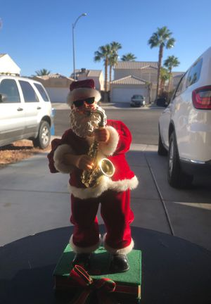 Santa The jazz player for Sale in Las Vegas, NV