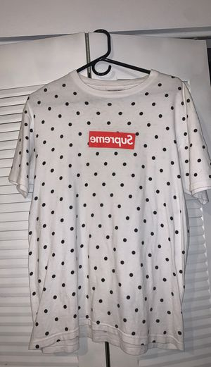 COMME DES GARCON x SUPREME BOX LOGO for Sale in Miami, FL