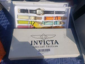 Invicta women's collection for Sale in Kannapolis, NC