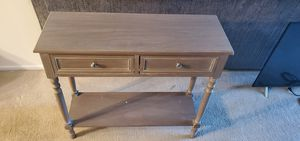 """End table 35.5"""" wide x 32"""" high x 13"""" deep for Sale in Arlington Heights, IL"""