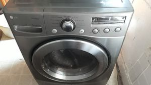 LG Washer & Gas Dryer Set for Sale in New York, NY