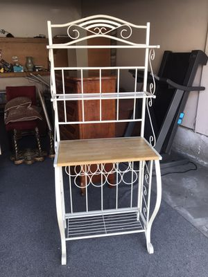 Baker Rack for Sale in Tustin, CA