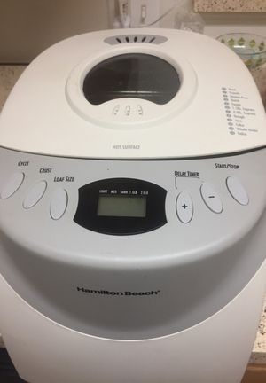 Bread maker for Sale in Ashburn, VA