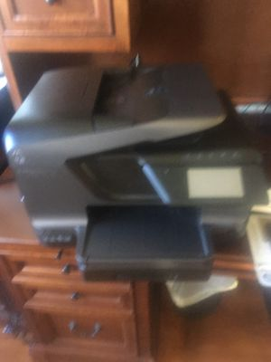 HP Officejet Pro 8600 Plus wireless , printer , fax and scanner for Sale in Lake Buena Vista, FL