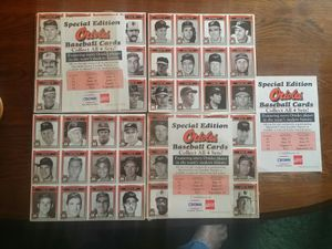 Baseball Cards from the 80's and 90's for Sale in Dundalk, MD