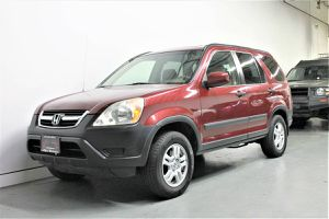 2004 HONDA CRV EX AWD**JUST SERVICED*CLEAN TITLE*EXCELLENT for Sale in Portland, OR