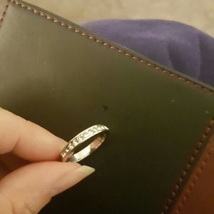 925 Sterling silver Wedding ring size 8 for Sale in Riverside, CA