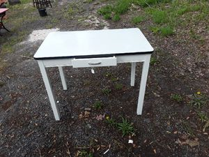 Wooden Table Desk for Sale in UPR MARLBORO, MD