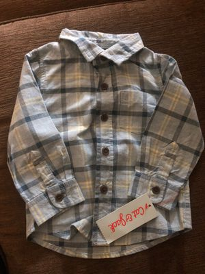 Boys 12m shirt NEW with tags for Sale in Buena Park, CA