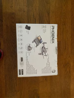 Phoenix GPS Foldable Video Drone for Sale in Los Angeles, CA