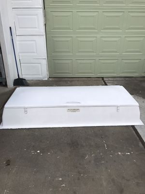 "Rv Roof top storage fiberglass carrier 82""X45""X14"" for Sale in Perris, CA"