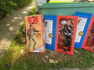 1995 GI Joe Limited edition action figures - each for Sale in San Jose, CA