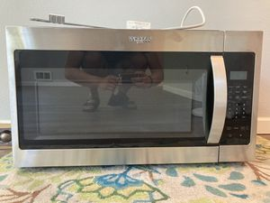 Whirlpool microwave for Sale in Portland, OR