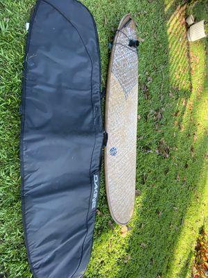 "Surfboard like new 8'4"" CocoFlax Hooligan with Dakine bag for Sale in Hilo, HI"