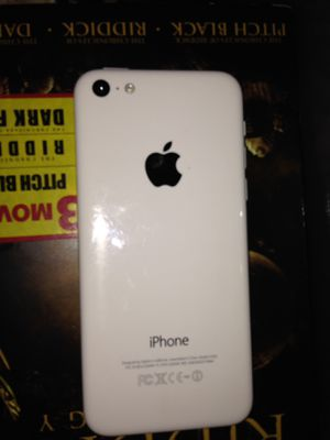 IPHONE 5c iOS.10.00 for Sale in Southport, IN