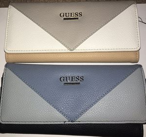 Two new guess wallets for Sale in Pittsburg, CA